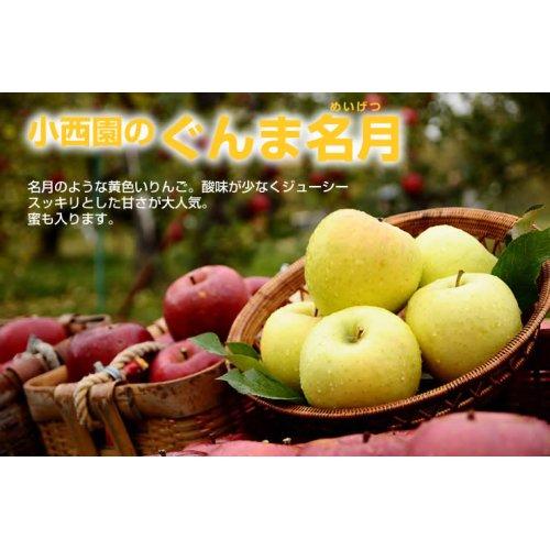 他の写真3: サンふじ・ぐんま名月詰め合わせ 特秀 15kg
