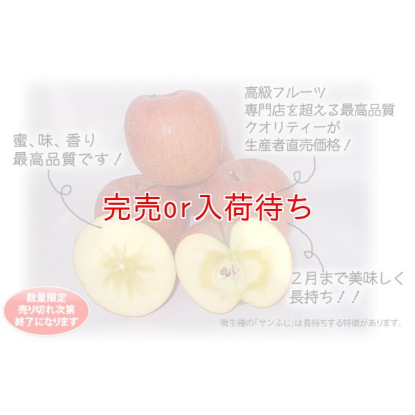 画像2: サンふじ 特秀 10kg (2)